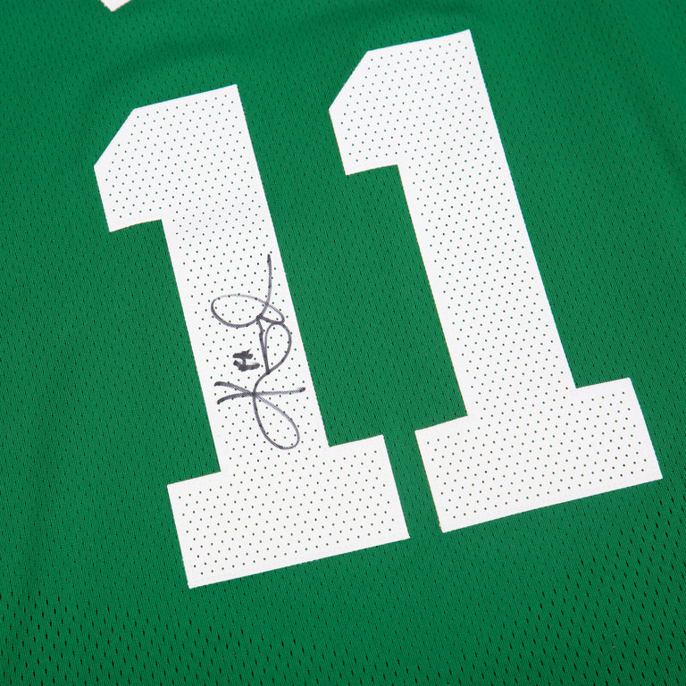 Kyrie Irving Autographed Jersey
