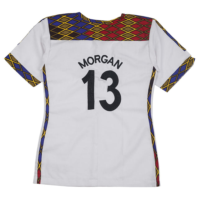 Alex Morgan Custom Jersey