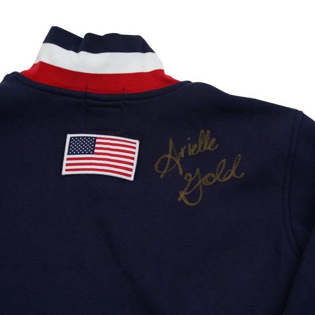 Arielle Gold Autographed Jersey