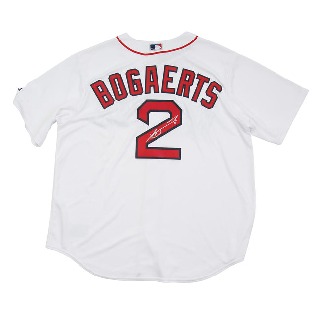 Xander Bogaerts Autographed Jersey