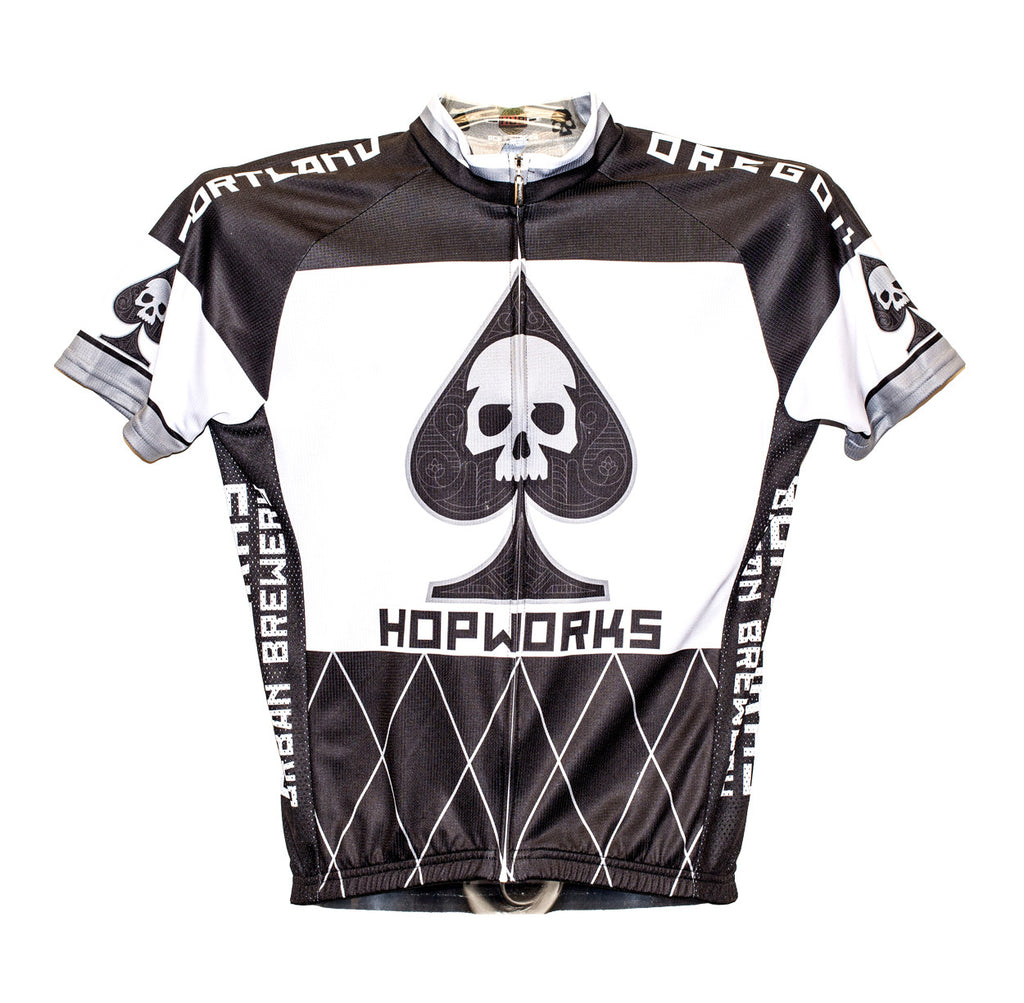 New Ace of Spades Bike Jersey