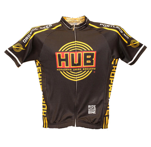Men's Team Hopworks Bike Jersey
