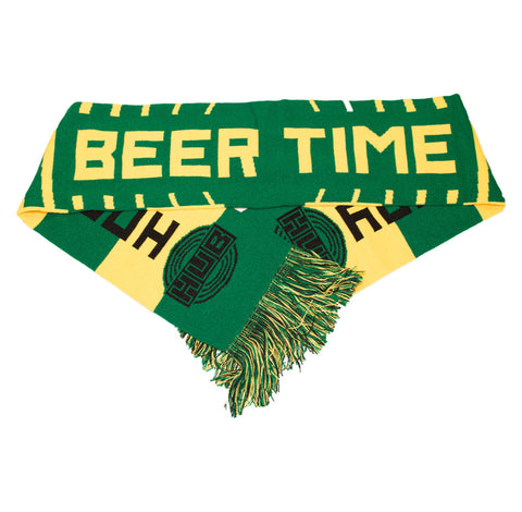 Beer Time Scarf