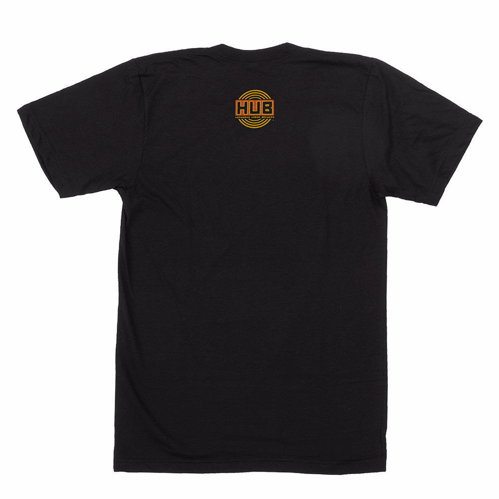 New HUB Chain Logo Tee