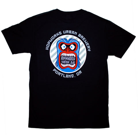 New Men's Abominable Winter Tee