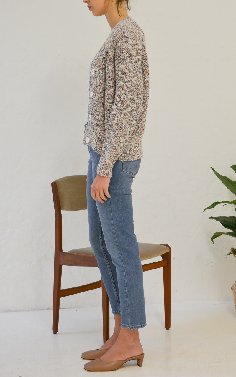 Second Female Agnete Strick Cardigan Side