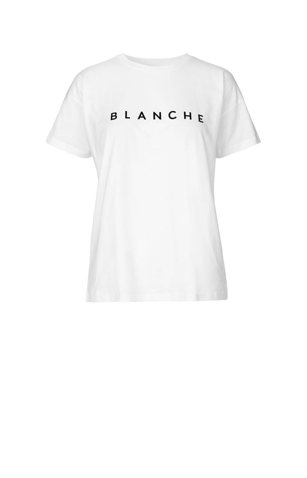 Blanche Main T-Shirt White