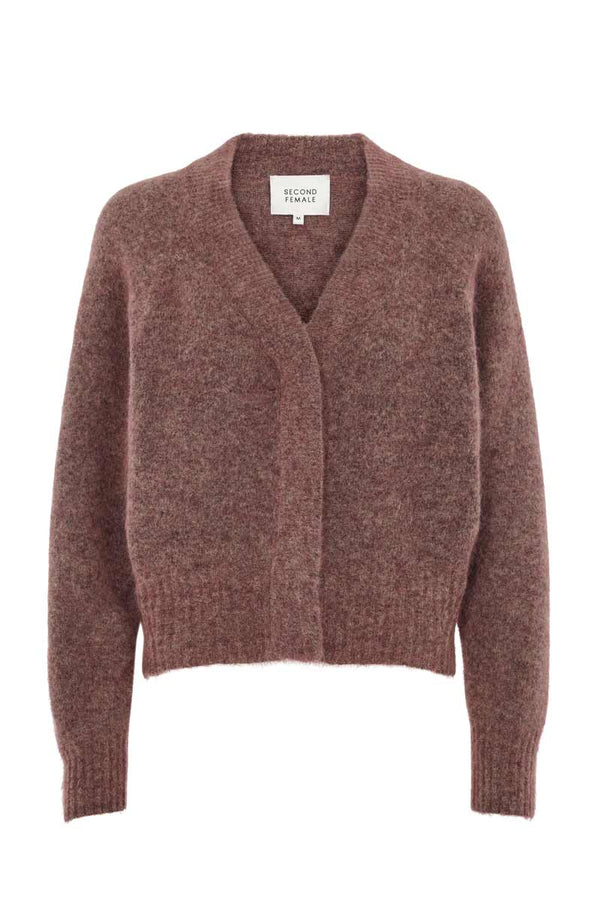 Brook Boxy Cardigan