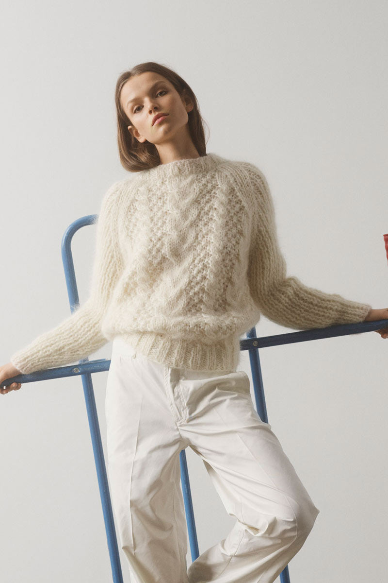 Thora Strickpullover