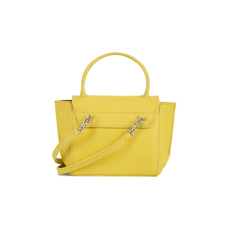 ATP Atelier Montalcino Canary Yellow Back