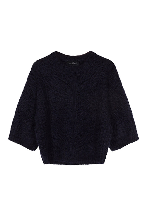 Vicki Wave Wollpullover