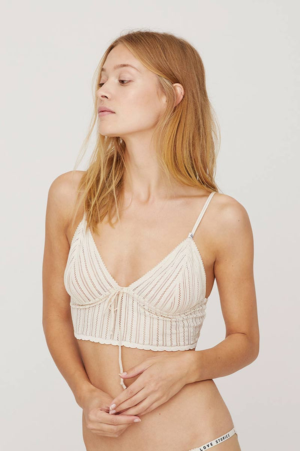 Dawn Strick Bralette