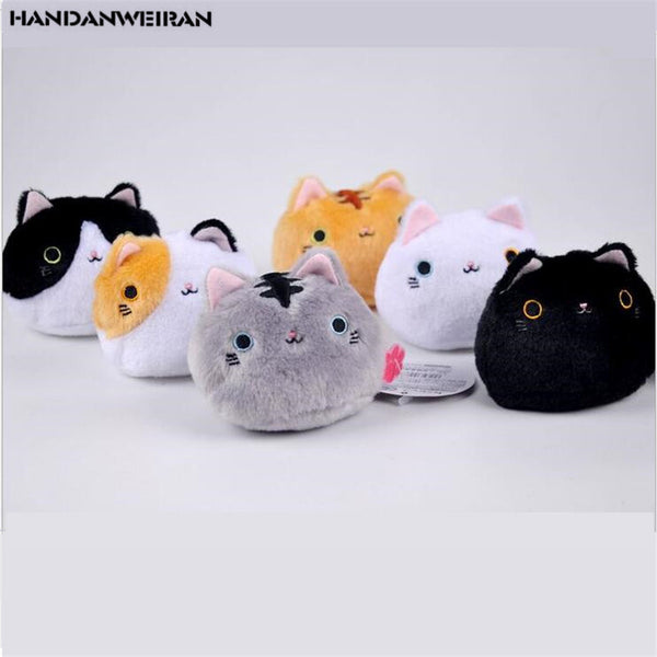 Really Cute Kawaii Kitty Plush Dolls