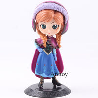 Kawaii Figures - Princess Aurora, Alice, Wonder Woman, Harley Quinn, Anna, Elsa