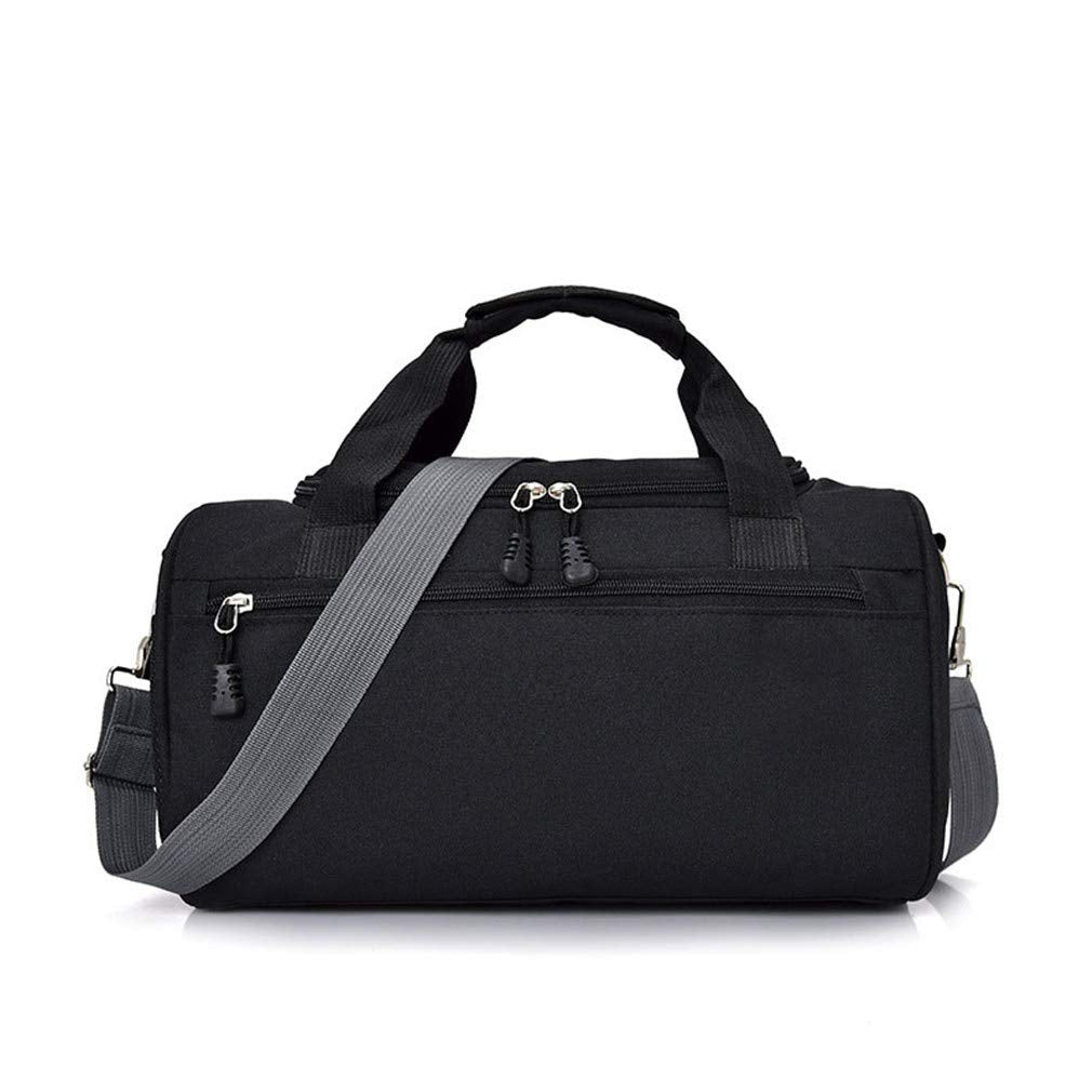 New! Stylish Sports Bag, Waterproof, Cylinder Style, Use For Gym, Swimming And Traveling-Fitness Accessories-Fit Sports