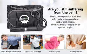 Decompression Back Support Belt Relieve Back Pain From Degenerative Disc Disease Spinal Stenosis Sciatica And More Unisex-Body Support-Fit Sports