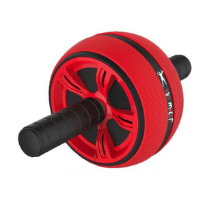 Wheel Ab Roller Great For Total Body Exerciser Abdominal Ab Roller Unisex-Cardio & Exercise Equipment-Fit Sports