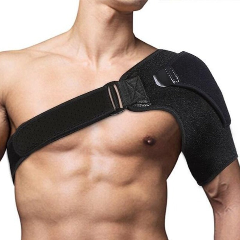 Shoulder Brace for Right And Left Shoulder Compression Sleeve Orthopedic Care Shoulder Support For Torn Rotator Cuff Labrum Tear Unisex-Body Support-Fit Sports