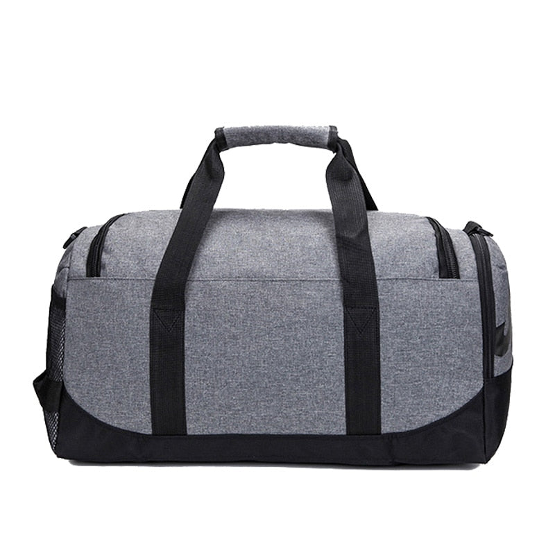 Lightweight And Durable Gym Bag Great Sports Bag For The Gym Traveling And Out Doors Unisex-Fitness Accessories-Fit Sports