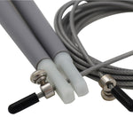 Jump Rope, Adjustable, For Fast Skipping, Great For Endurance And Staying Fit - 9.75'/3M Long-Fitness Accessories-Fit Sports