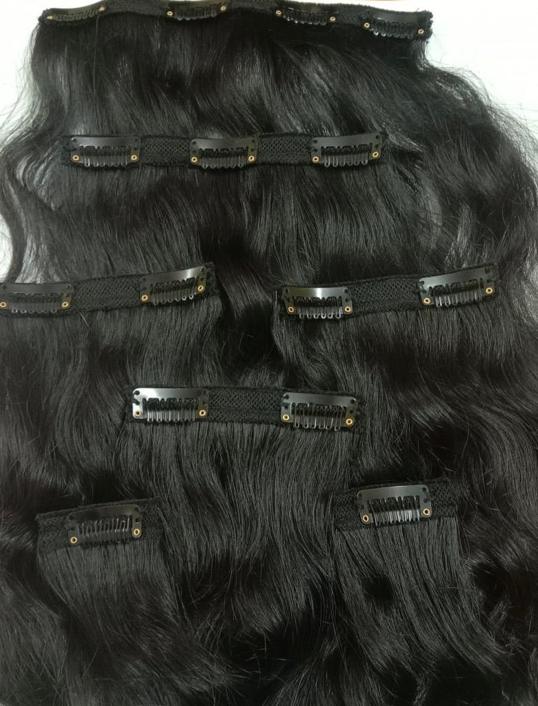 Body Wave Clip In's