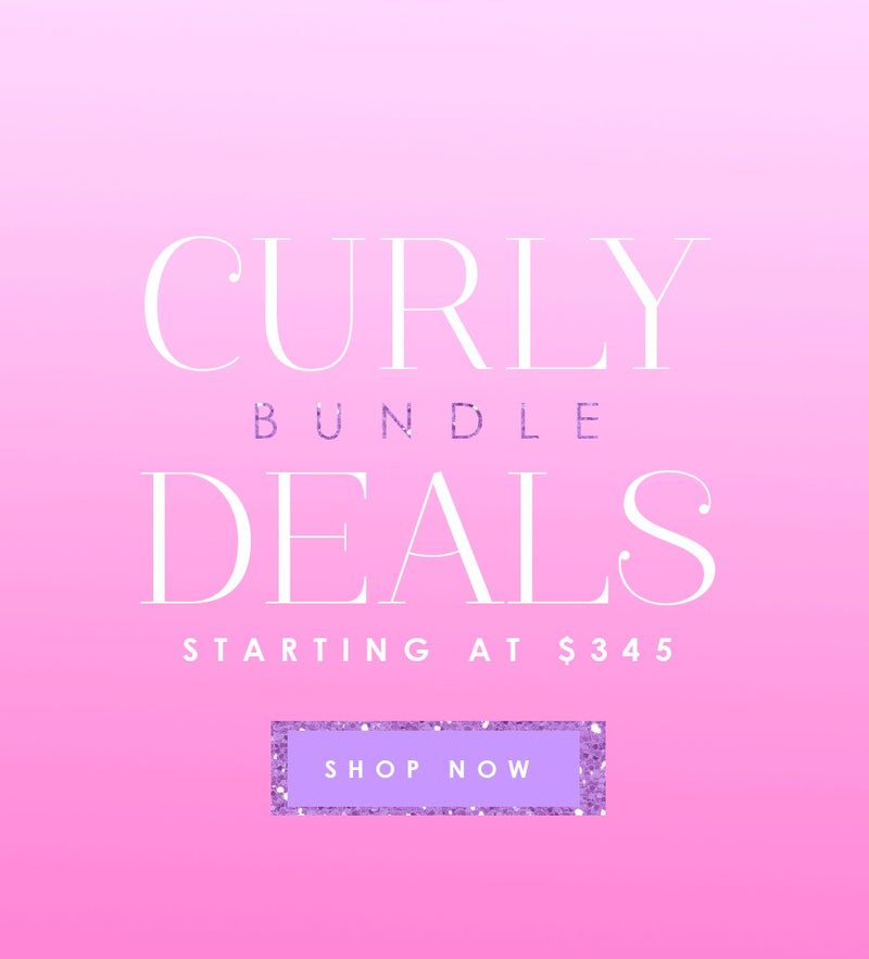 Chic Raw Curly Bundle Deal