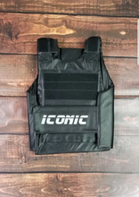 Load image into Gallery viewer, Iconic Vest  (Black)