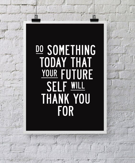 do something today quote canvas wall art