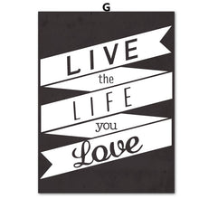 Buy Inspirational Quote Canvas & Wall Art Online | Canvas Art Boutique