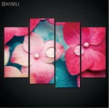Colorful Flower Print Wall Art