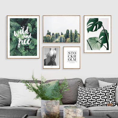 Buy Plant Canvas & Wall Art Online | Canvas Art Boutique