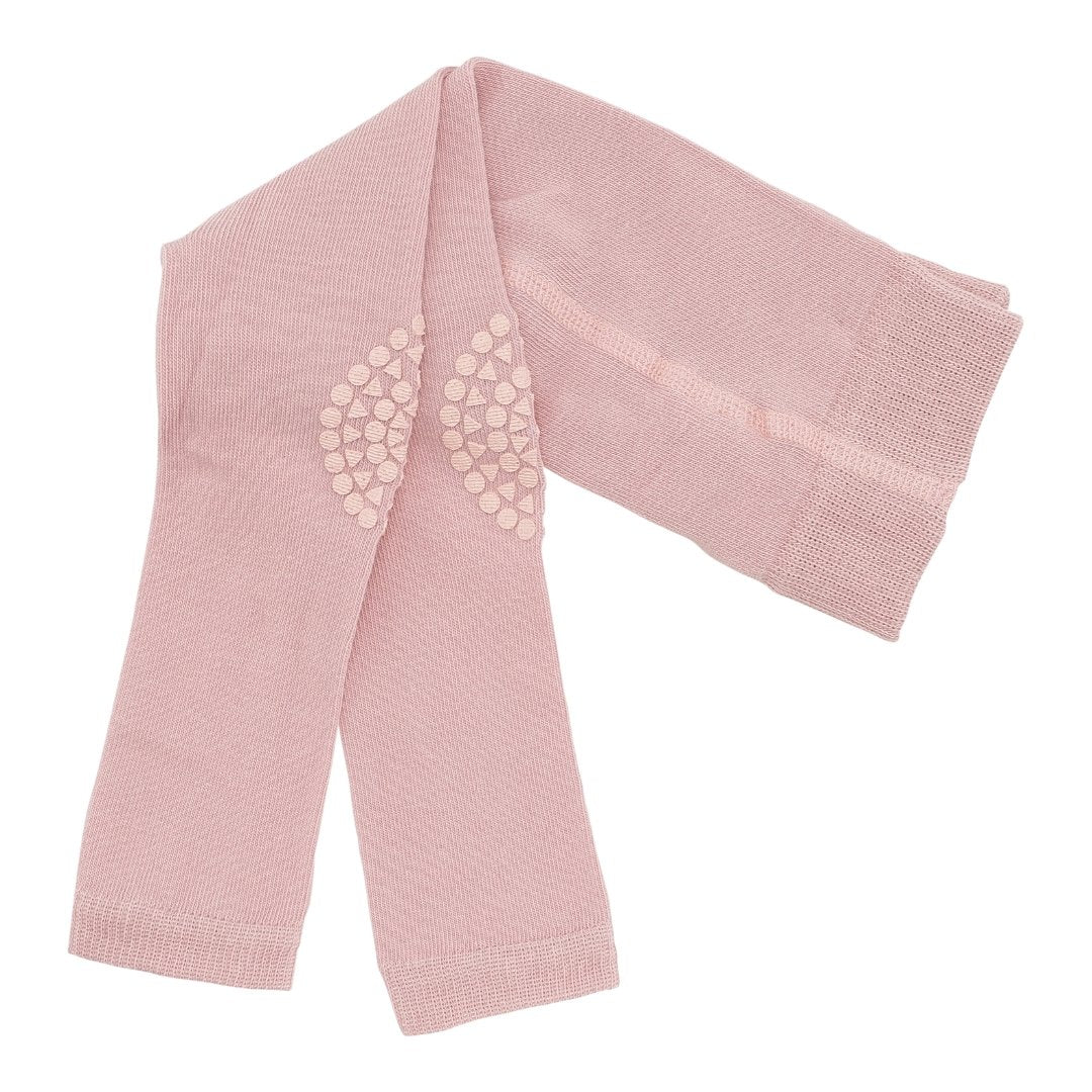 GoBabyGo kravle leggings dusty rose