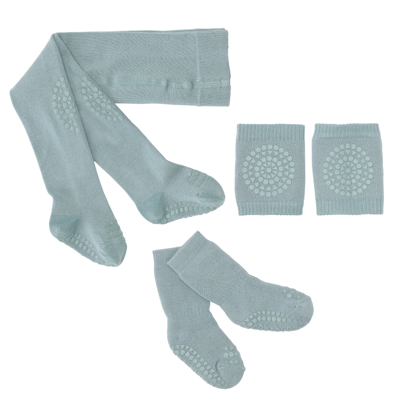 Kravle Startpakke - Dusty Blue
