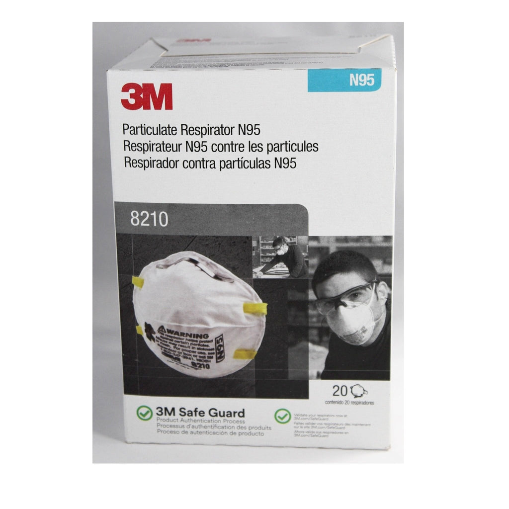 3m mask n95 small 8210