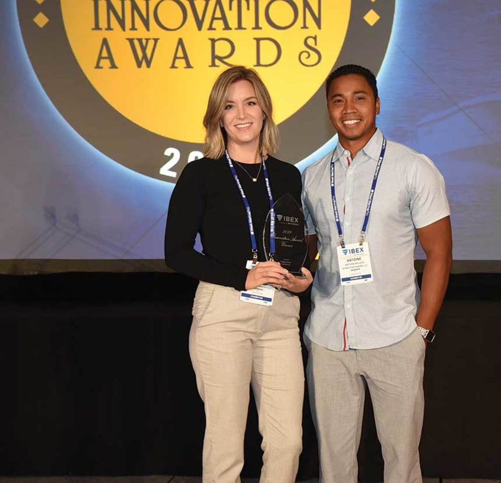 STREX Wins 2019 Innovation Award at IBEX International Boat Builders Expo