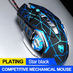 6 Buttoned Professional Wired Gaming Mouse