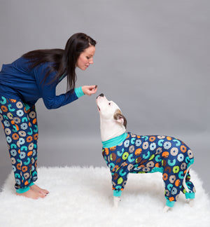 'You're Driving Me Glazy' Women's Pajamas
