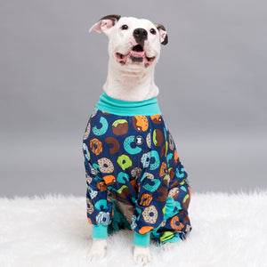 'You're Driving Me Glazy' Pitbull Pajamas