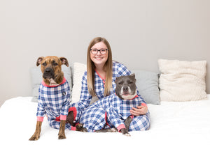 'Pretty in Plaid' Women's Pajamas