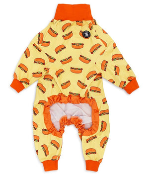 'Chicago Style Hot Dog' Pitbull Pajamas