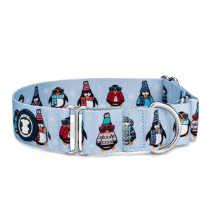 'Stay Cool' Pingüino Collar