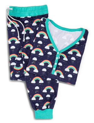 'Chasin' Rainbows' Women's Pajamas