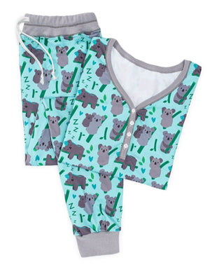 'Beary Cozy' Koala Women's Pajamas