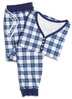 'Perfect in Plaid' Women's Pajamas