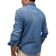 Load image into Gallery viewer, Men's Denim Shirt