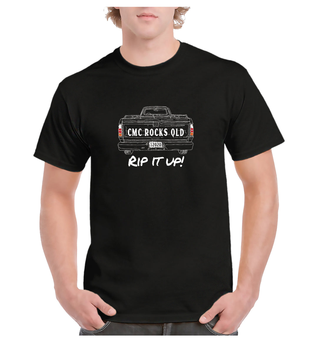 Men's Ute Shirt - Black