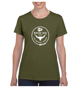 Women's Bull Rope Shirt - Khaki