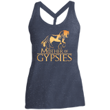 Mother Of Gypsies Ladies' Cosmic Twist Back Tank