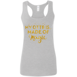 OTTB Magic Ladies' Softstyle Racerback Tank