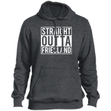 Straight Outta Friesland  Tall Pullover Hoodie